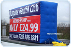 Merlin Inflatable Billboards & Signs